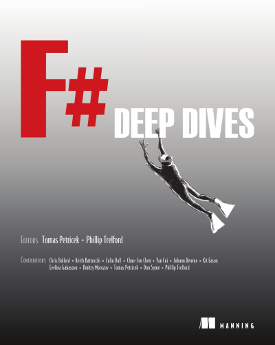 F# Deep Dives book cover